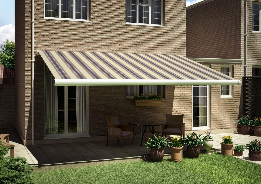 large awnings in Kent