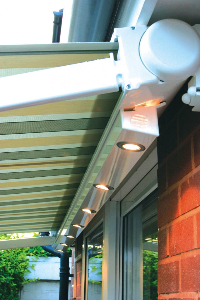 lights for awnings in Kent